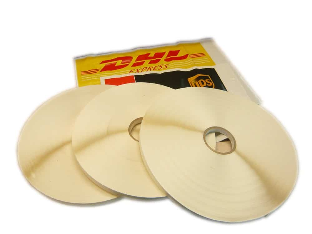 12HC permanent sealing tape