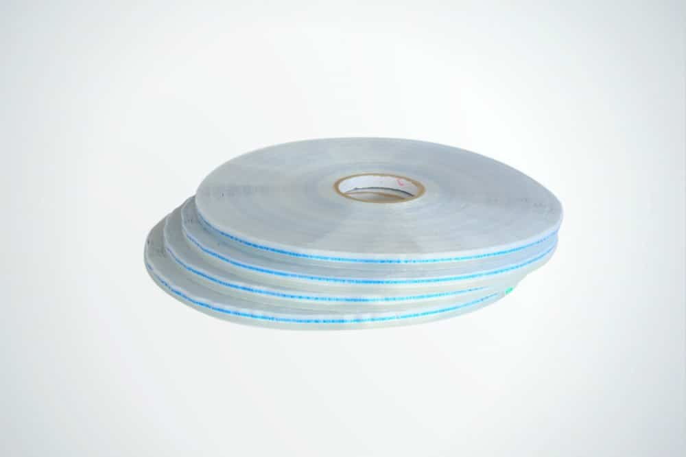 light release bag sealing tape