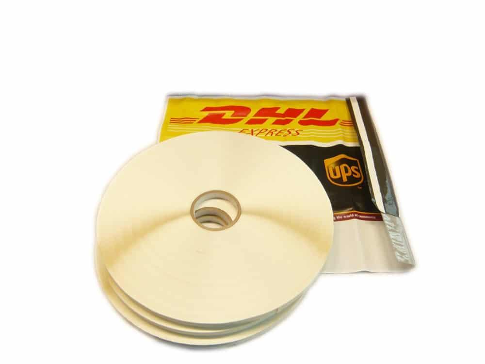 carrier express dhl bag sealing tape