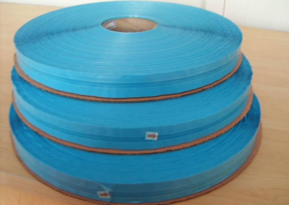 blue film bag sealing tape