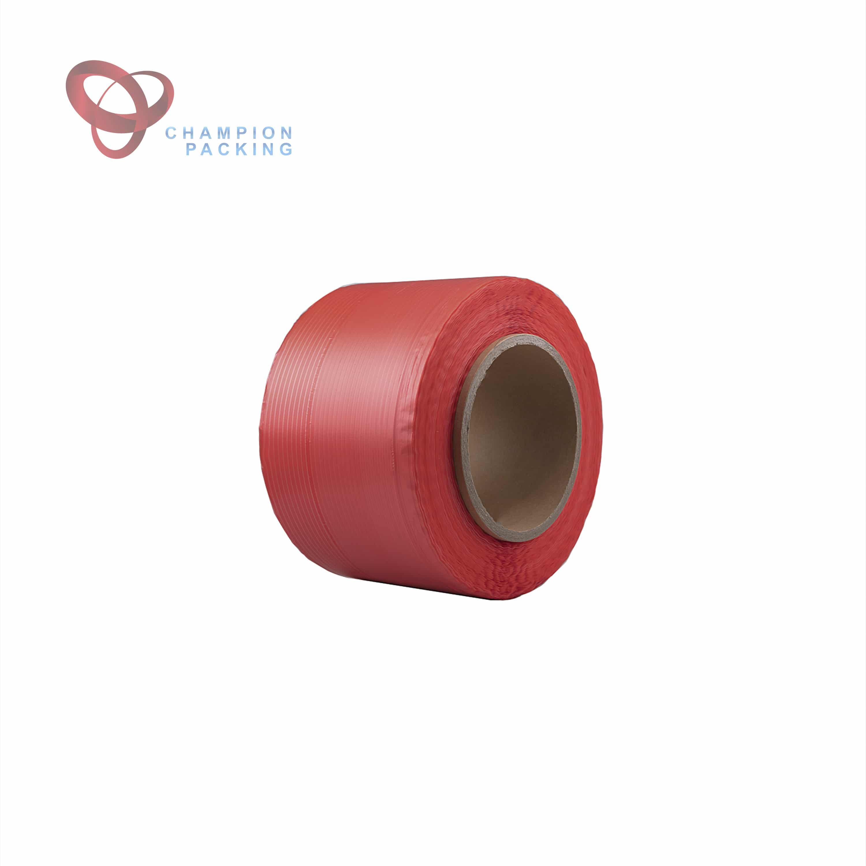 red liner bag sealing tape