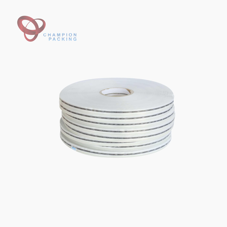 HDPE Antistatic Resealable Sealing Tape