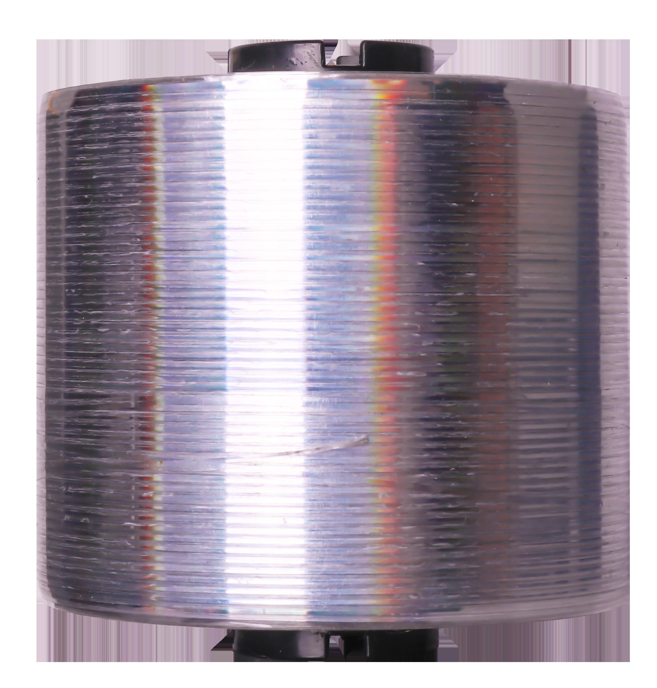 laser silver tear tape